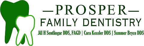Prosper Family Dentistry Footer Logo